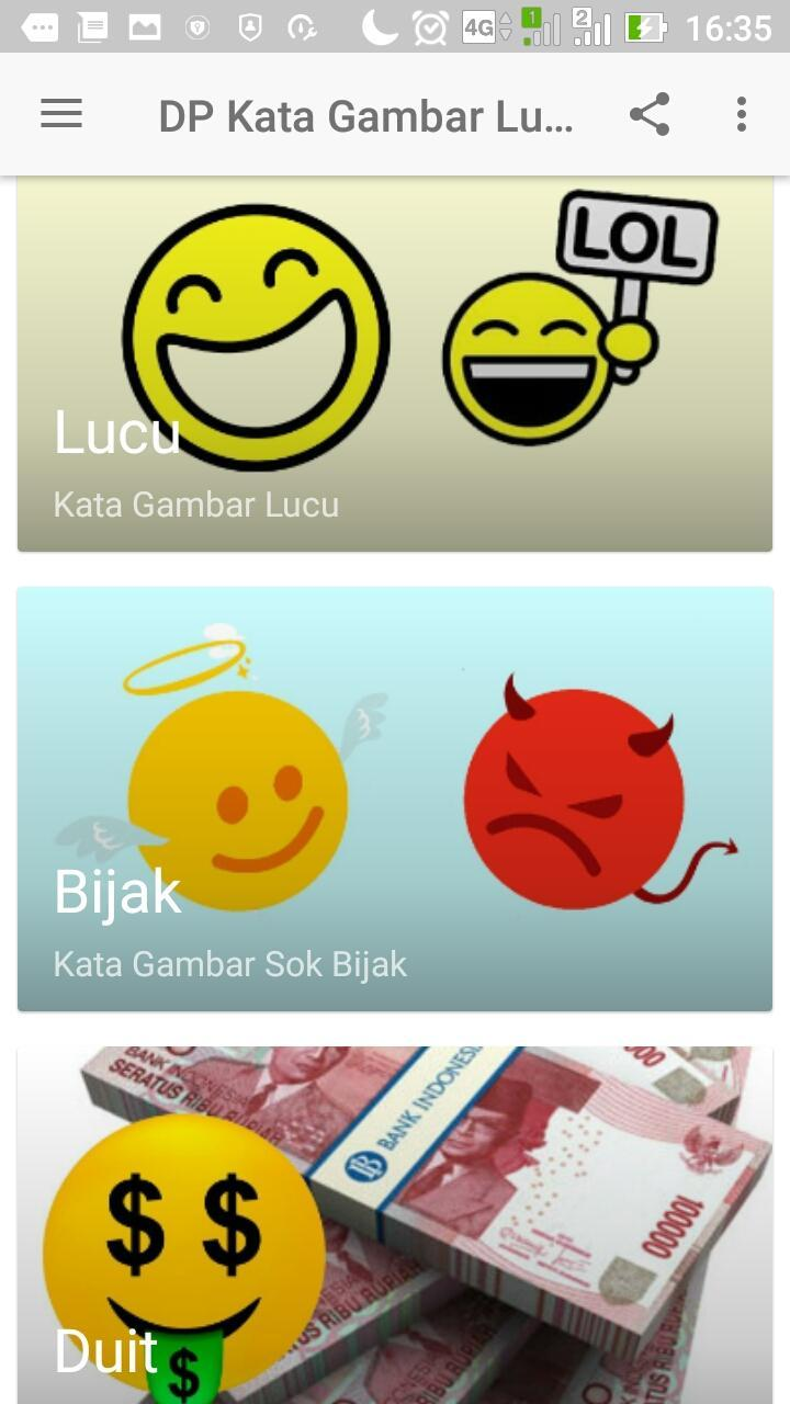 DP Kata Gambar Lucu For Android APK Download