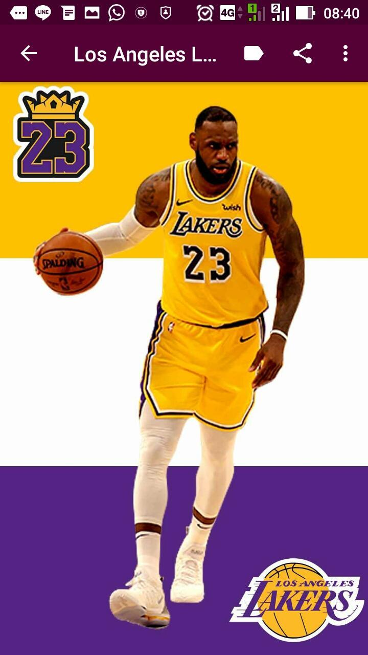Lebron James Wallpaper For Android Apk Download