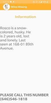 Milo's Missing screenshot 3