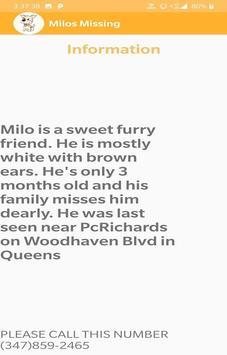 Milo's Missing screenshot 7