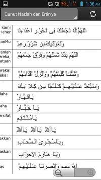 Doa Qunut Dan Qunut Nazlah screenshot 2