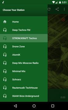 Techno Music Radio - Hardcore, Tech House  Live screenshot 3