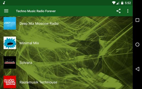 Techno Music Radio - Hardcore, Tech House  Live screenshot 9