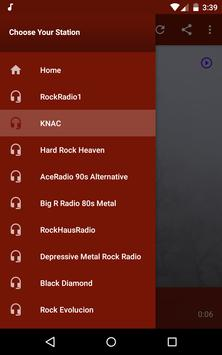 Heavy Metal Radio - Thrash, Epic, Doom, Power! screenshot 3