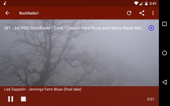 Heavy Metal Radio - Thrash, Epic, Doom, Power! screenshot 10