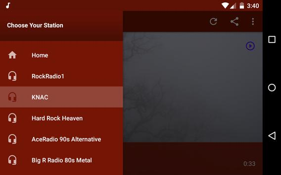 Heavy Metal Radio - Thrash, Epic, Doom, Power! screenshot 7