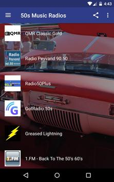 50s Music Radios screenshot 1