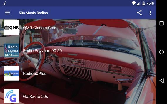 50s Music Radios screenshot 5