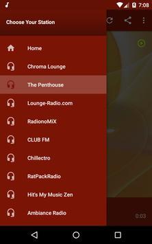 Free Radio Lounge screenshot 3