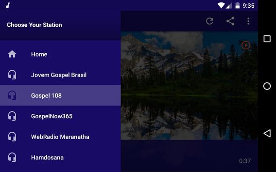 Gospel Spiritual Radio screenshot 11