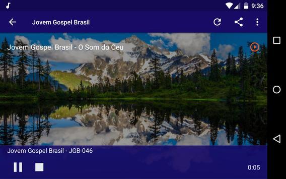 Gospel Spiritual Radio screenshot 6