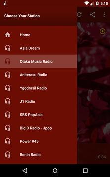 J-Pop Radios screenshot 3