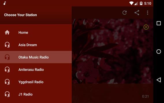 J-Pop Radios screenshot 11
