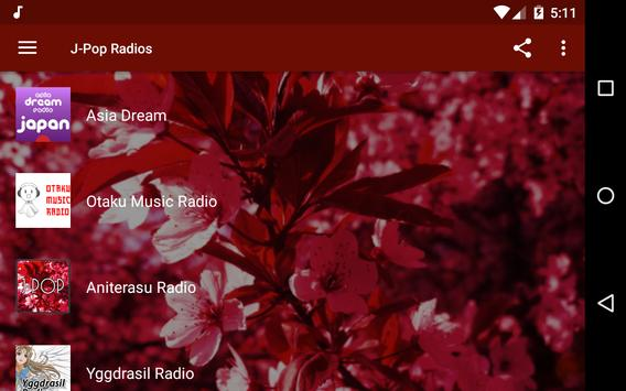J-Pop Radios screenshot 8