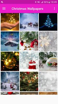 Christmas Wallpapers screenshot 1