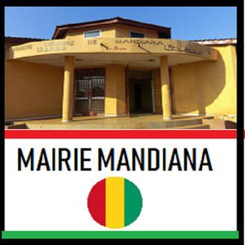 Mairie CU Mandiana, Guinée poster
