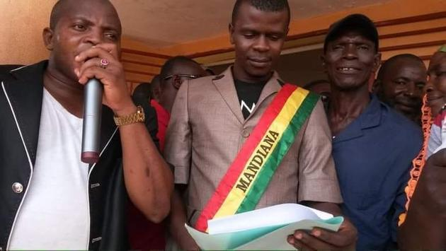 Mairie CU Mandiana, Guinée screenshot 1