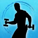 Beginners Gym Workout - 4 days a week plan APK