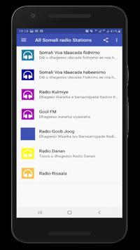 All Somali Radio Stations screenshot 1