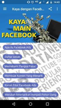 Tutorial Facebook Ads poster