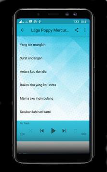 Lagu Poppy Mercury Mp3 Offline screenshot 3