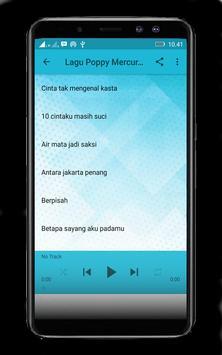 Lagu Poppy Mercury Mp3 Offline screenshot 1