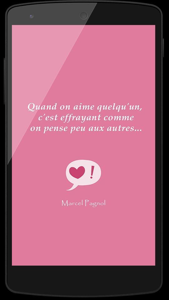 Citations D Amour Poètes Et Philosophes For Android Apk