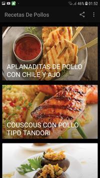 Recetas De Pollos screenshot 2