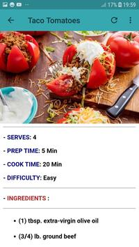 Easy & Quick Healthy Dinners Recipes Offline screenshot 4