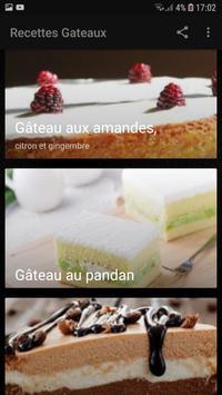 Recettes Gateaux Facile et Rapide screenshot 6