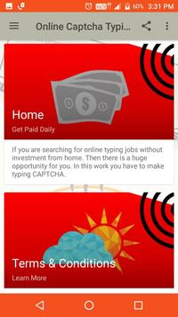 Online Captcha Typing Jobs for Android - APK Download
