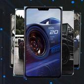 خلفيات سيارات 4k مجانا (افضل خلفيات)+HD icon