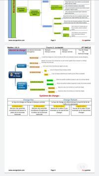 Economie générale:Résumé-2BAC-Sciences économiques screenshot 12