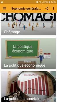 Economie générale:Résumé-2BAC-Sciences économiques screenshot 2