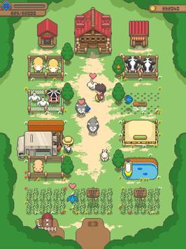 Tiny Pixel Farm - 牧场农场管理游戏 截图 12