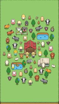 Tiny Pixel Farm - 牧场农场管理游戏 海报