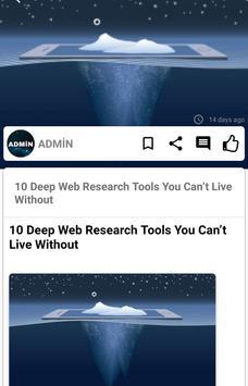 Deep Web screenshot 3