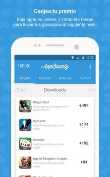 AppBounty captura de pantalla 6
