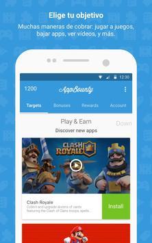AppBounty captura de pantalla 8