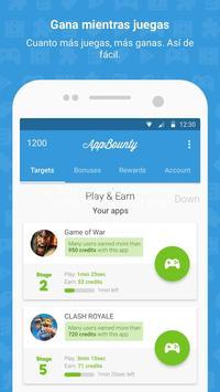 AppBounty captura de pantalla 1