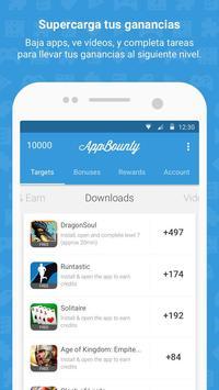 AppBounty captura de pantalla 2