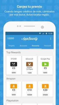 AppBounty captura de pantalla 3