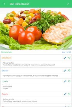 Diet Plan for Weight Loss | Food plan apps screenshot 20