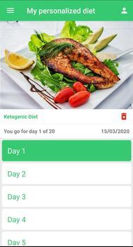 Diet Plan for Weight Loss | Food plan apps screenshot 2