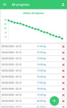 Dietas para adelgazar скриншот 5