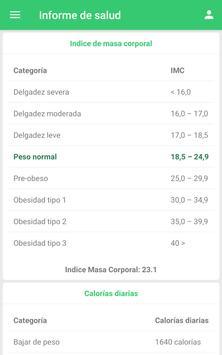 Dietas para adelgazar скриншот 6