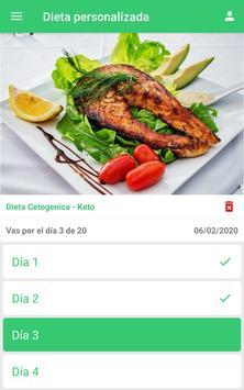 Dietas para adelgazar скриншот 2