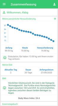 Diät planer | Ernährungsplan für schnell abnehmen Screenshot 1
