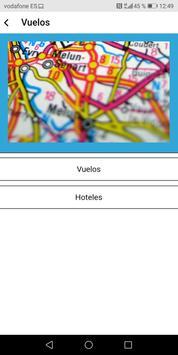 Viajes baratos screenshot 1