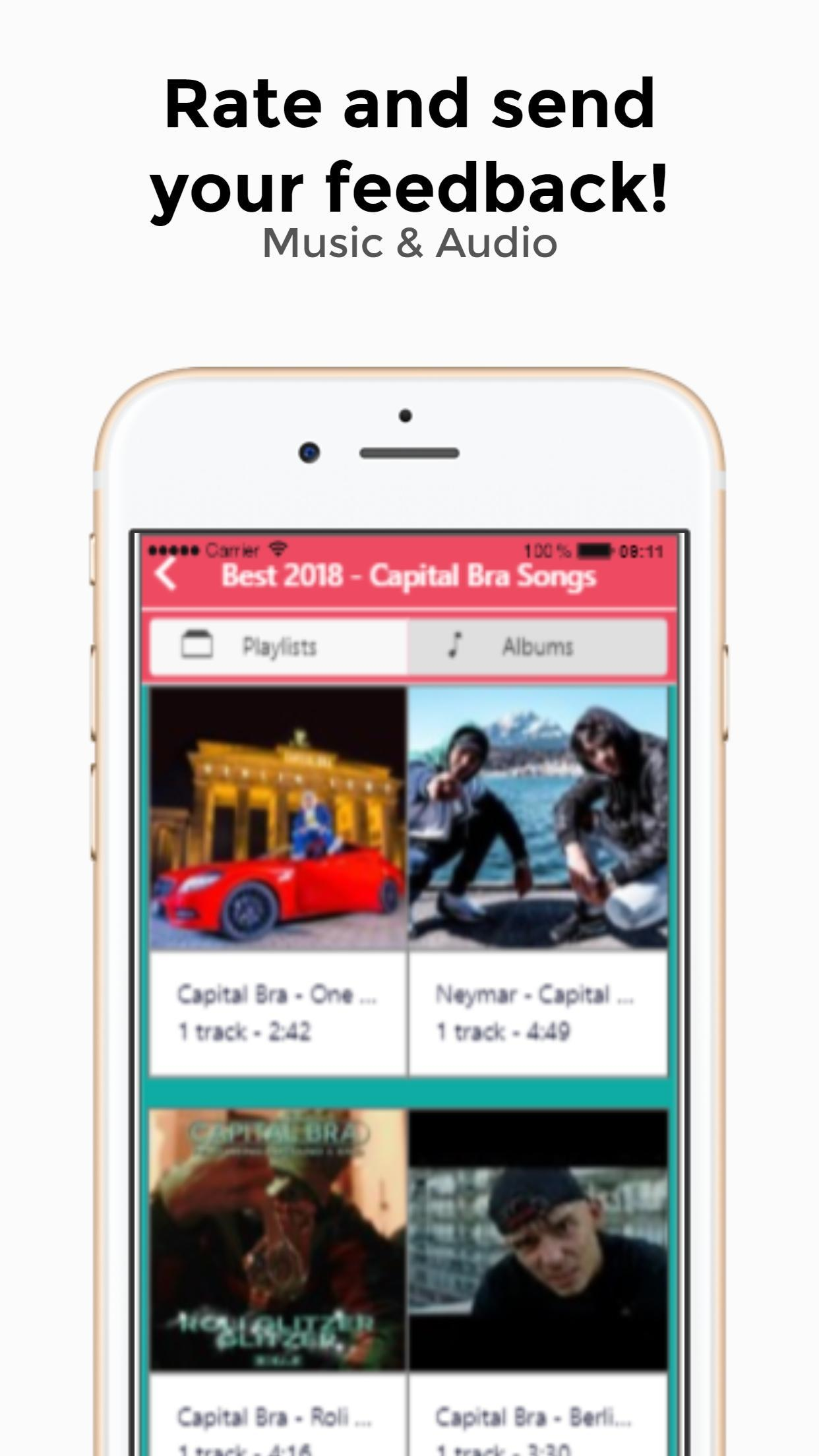 Capital Bra Song For Android Apk Download